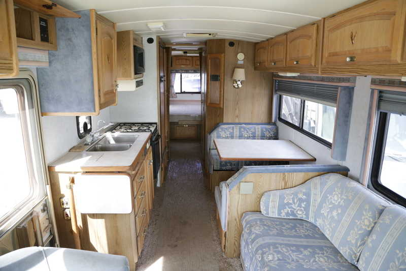 1990 Ford Truck >> 1990 Fleetwood Pace Arrow 34L, Class A - Gas RV For Sale in Media, Pennsylvania | Media Camping ...