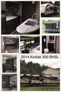 2014 Dutchmen Kodiak 300BHSL