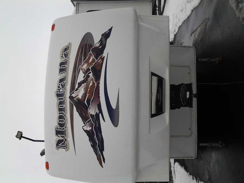 2007 Keystone Montana 3075RL