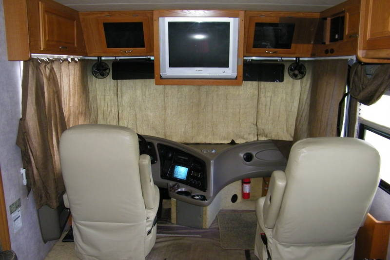 2005 Coachmen Cross Country 354MBS