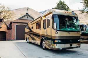 2005 Holiday Rambler Navigator 40 PBQ PGA Tour Edition