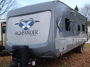 2016 Highland Ridge RV Highlander HT27SBG