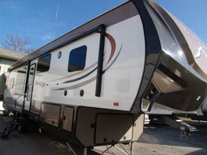 2016 Highland Ridge RV Mesa Ridge MF347RES