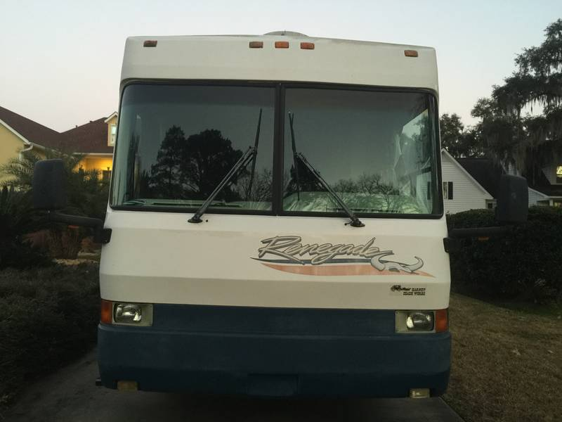 1999 Harney Coach Works Renegade Classic Mesa