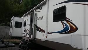 2011 Keystone Sprinter WU43657