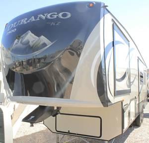 2016 KZ Durango 2500 D315RKD