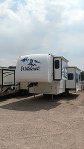 2007 Forest River Wildcat 29RLBS