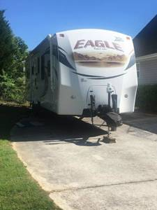 2012 Jayco Eagle Super Lite 308 RETS