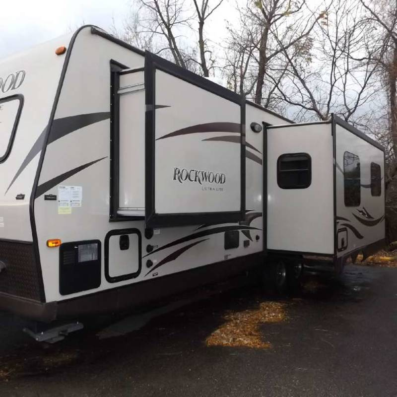 2014 Forest River Rockwood 2604WS