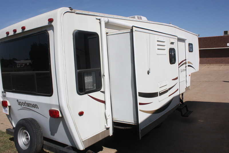 2001 Kz Sportsmen 2857 5th Wheels Rv For Sale In Burleson