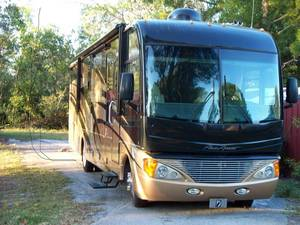 2007 Fleetwood Pace Arrow 35A