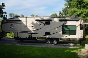 2013 Jayco Pinnacle 36REQS