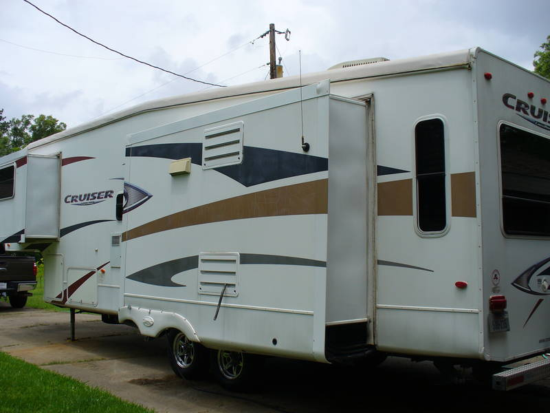 2010 CrossRoads Cruiser 30SK