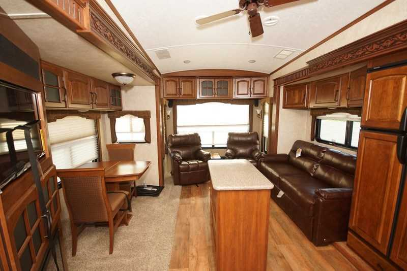 2015 Heartland Montana High Country 3100RL