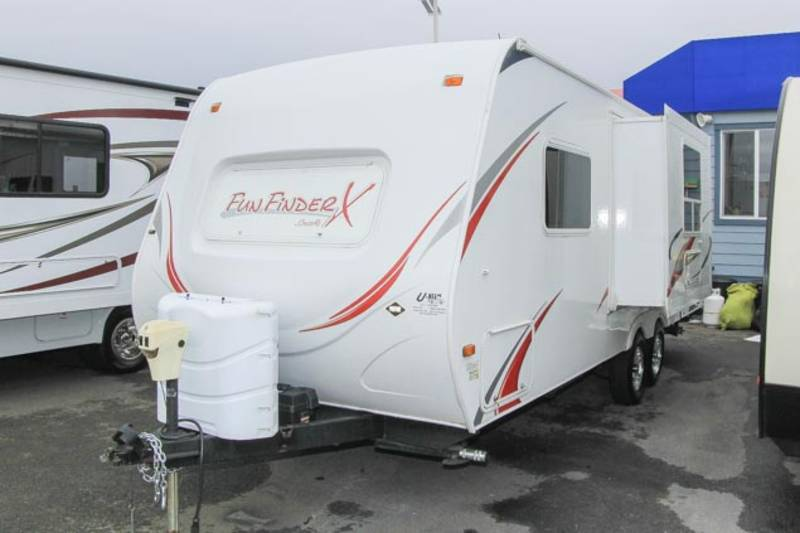 2010 Cruiser RV Fun Finder 215WSK