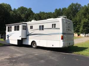 2002 Holiday Rambler Admiral XE