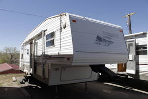2004 Keystone Springdale trailer