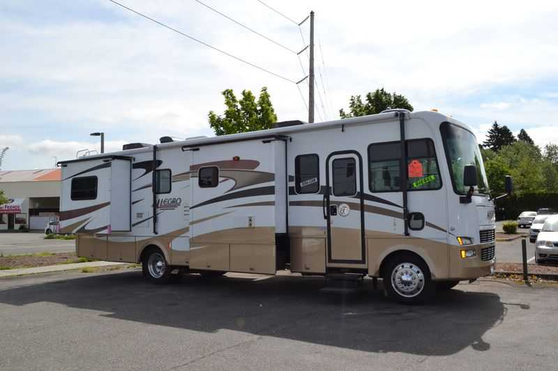 2008 Tiffin Allegro 34tga Class A Diesel Rv For Sale In