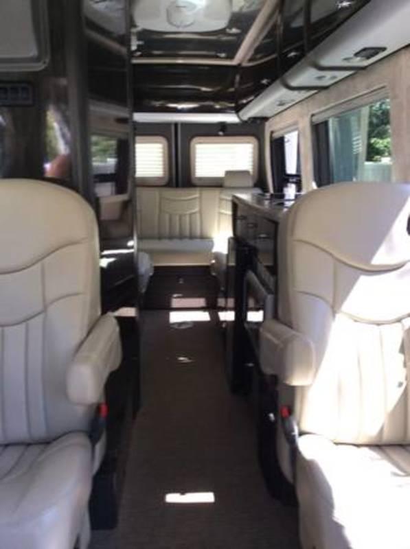 2012 Airstream Interstate 3500