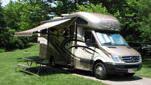 2013 Thor Motor Coach Citation Sprinter 24SR