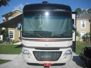 2014 Fleetwood American Allegiance Southwind 36L