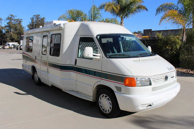 Perfect 2003 Winnebago Rialta 22QD Class B RV For Sale In Yucaipa California