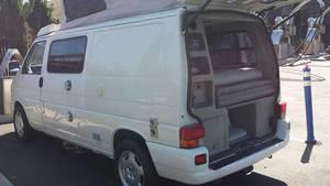 1997 Volkswagen Eurovan Winnebego