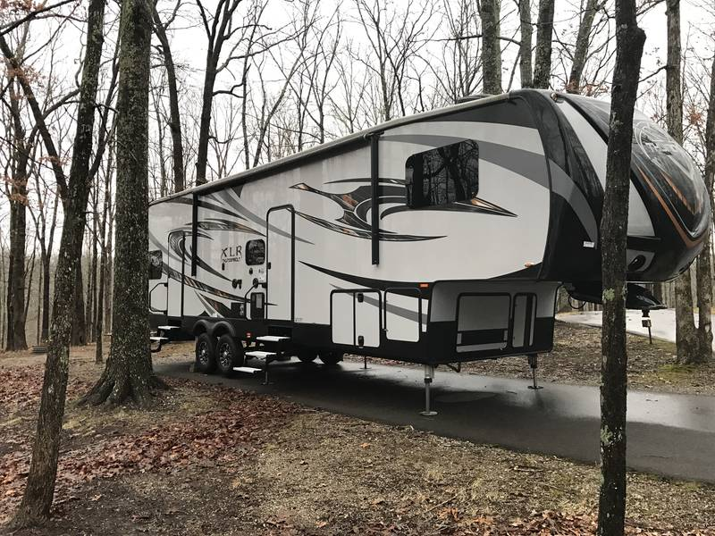 2016 Forest River XLR Thunderbolt 340AMP