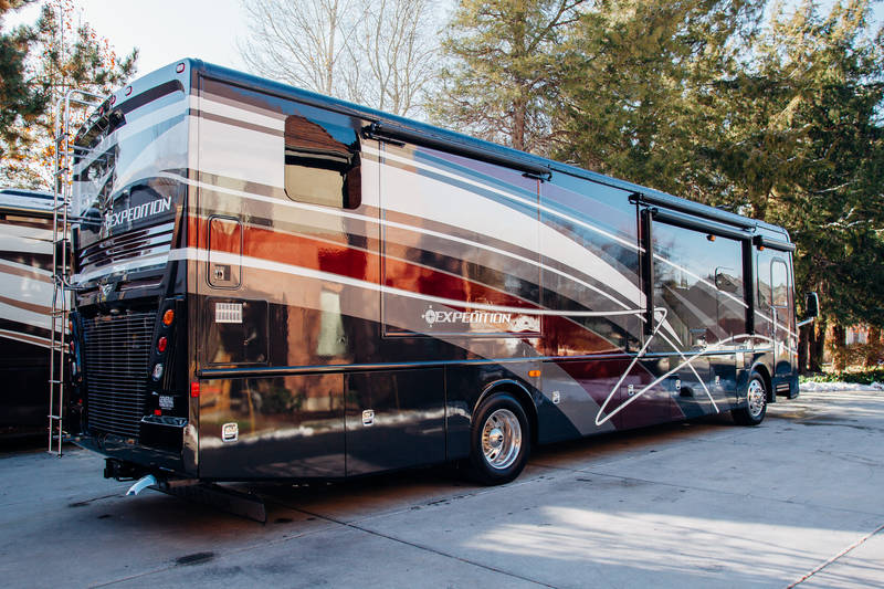 2015 Fleetwood Expedition 38k Class A Diesel Rv For