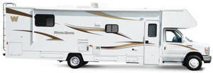 2014 Winnebago Minnie 31K