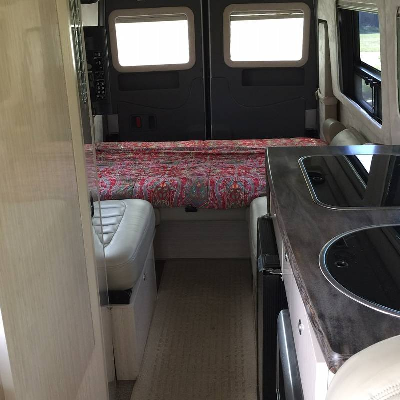 2013 Airstream Interstate EXT Lounge