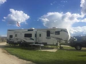 2010 Heartland Road Warrior 395RW