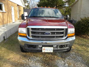 2001 Ford F-250 Super Duty, Super cab, 8 FT. box