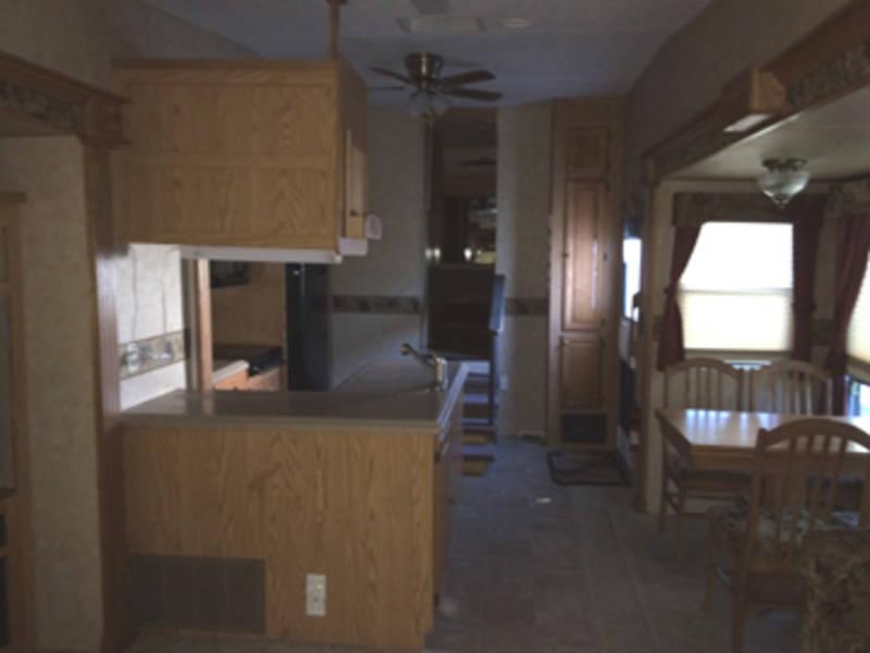 2007 Forest River Cedar Creek 37CKQS