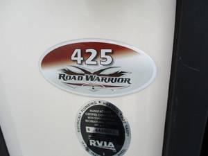 2018 Heartland Road Warrior 425RW