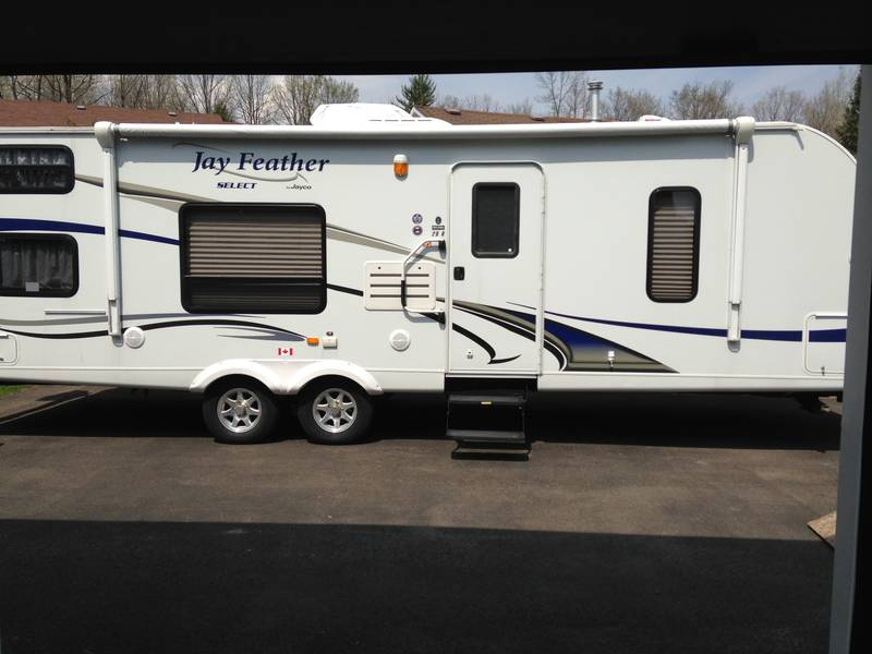 2011 Jayco Jay Feather Select 28R