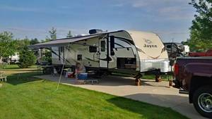 2014 Jayco White Hawk Ultra Lite 33BHBS