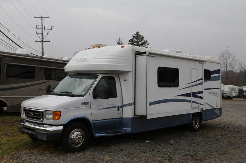 2005 Gulf Stream Yellowstone Cruiser Class B Rv For Sale