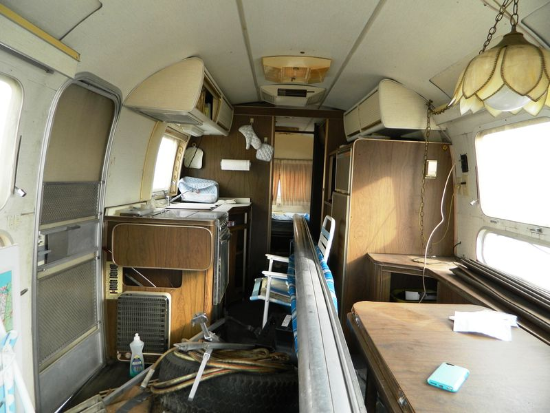 1974 Airstream Land Yacht Travel Trailers Rv For Sale In