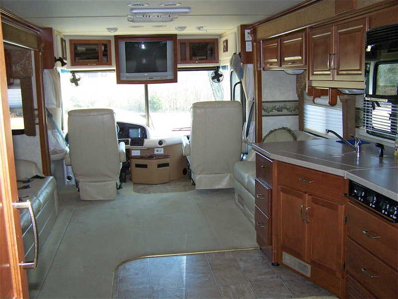 Tow Truck For Sale Canada >> 2005 Fleetwood Bounder 38N, Class A - Diesel RV For Sale By Owner in Uvalde, Texas | RVT.com ...