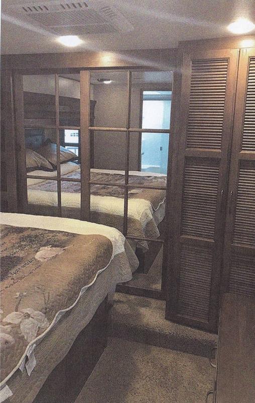 2015 Keystone Raptor King Bed Suite 415