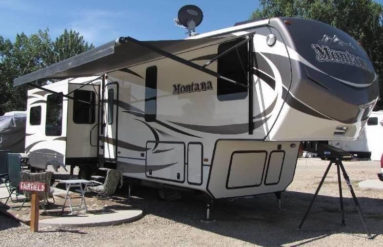 2015 Keystone Montana 3440RL