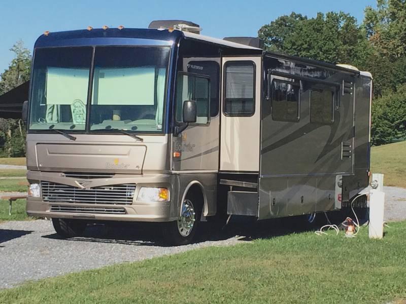 2007 Fleetwood Bounder 35E