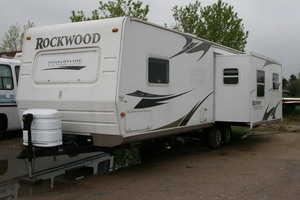 2008 Forest River Rockwood Signature Ultra Lite 8314SS