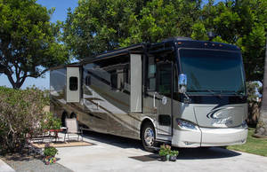 2012 Tiffin Phaeton 42QBH