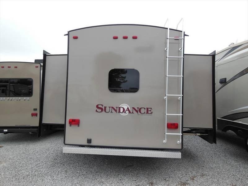 2015 Heartland Sundance 3600QB