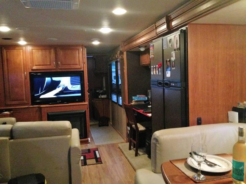2012 Holiday Rambler Vacationer Monaco RV