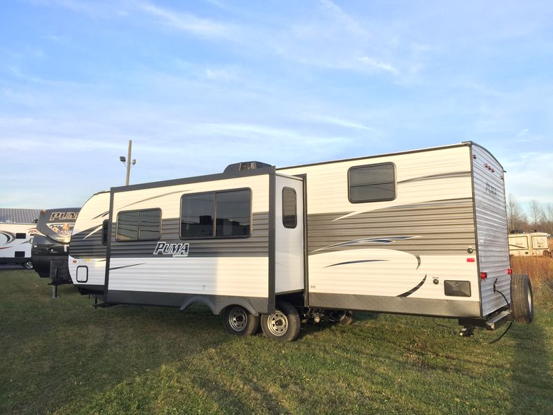 Puma Travel Trailers For Sale Canada