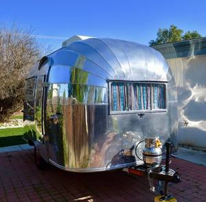 1954 Airstream  Bubble