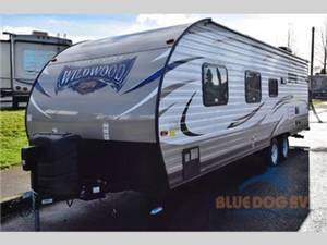 2016 Forest River Wildwood 261BHXL
